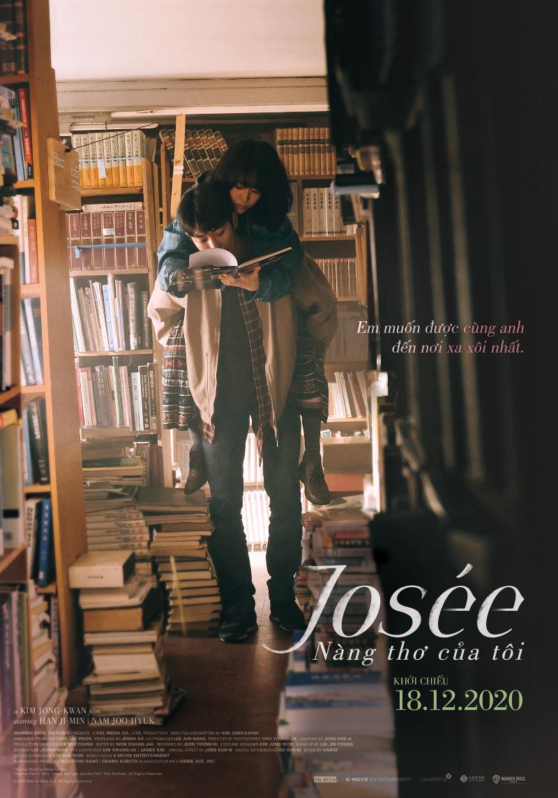 Josée: Nàng Thơ Của Tôi - Josée