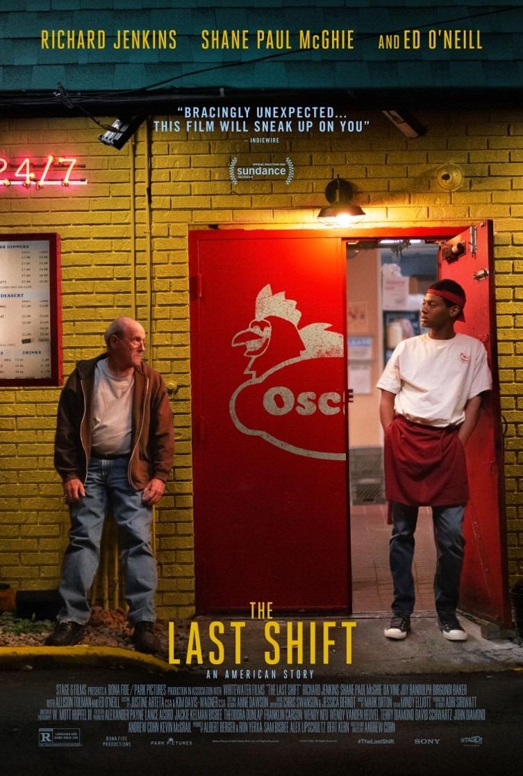 Ca Cuối Cùng – The Last Shift