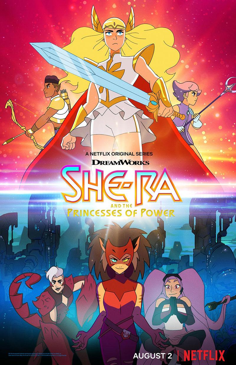 She-ra Và Các Công Chúa Quyền Lực (Phần 3) – She-Ra and the Princesses of Power (Season 3)