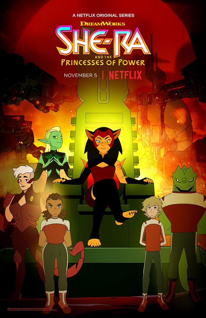 She-ra Và Các Công Chúa Quyền Lực (Phần 4) – She-Ra and the Princesses of Power (Season 4)