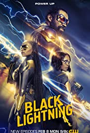 Tia Chớp Đen (Phần 4) - Black Lightning (Season 4)