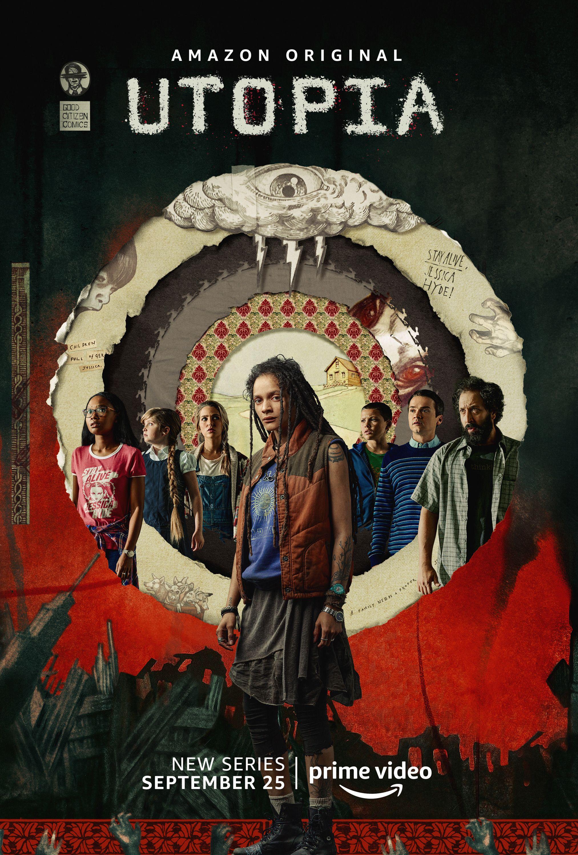 Miền Đất Hứa (Phần 1) - Utopia (Season 1)