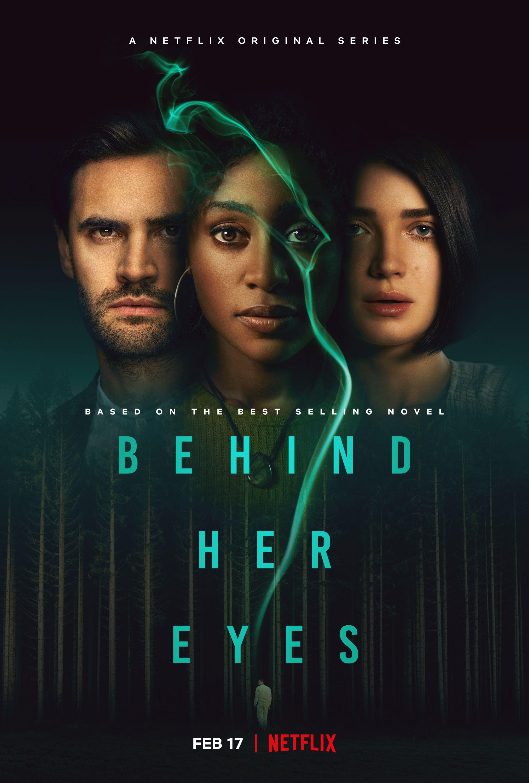 Poster Phim Đằng Sau Đôi Mắt Phần 1 (Behind Her Eyes Season 1)