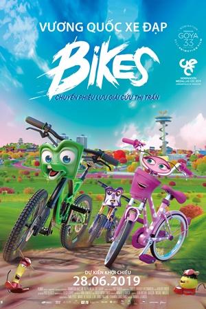 Vương Quốc Xe Đạp - Bikes
