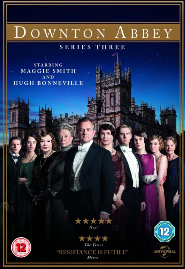 Lâu Đài Downton (Phần 3) - Downton Abbey (Season 3)