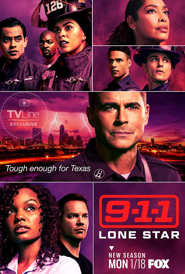 Cuộc Gọi Khẩn Cấp 911: Texas (Phần 2) - 9-1-1: Lone Star (Season 2)