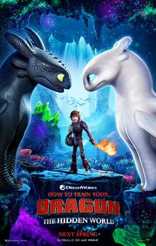 Bí Kíp Luyện Rồng 3: Vùng Đất Bí Ẩn – How to Train Your Dragon 3: The Hidden World