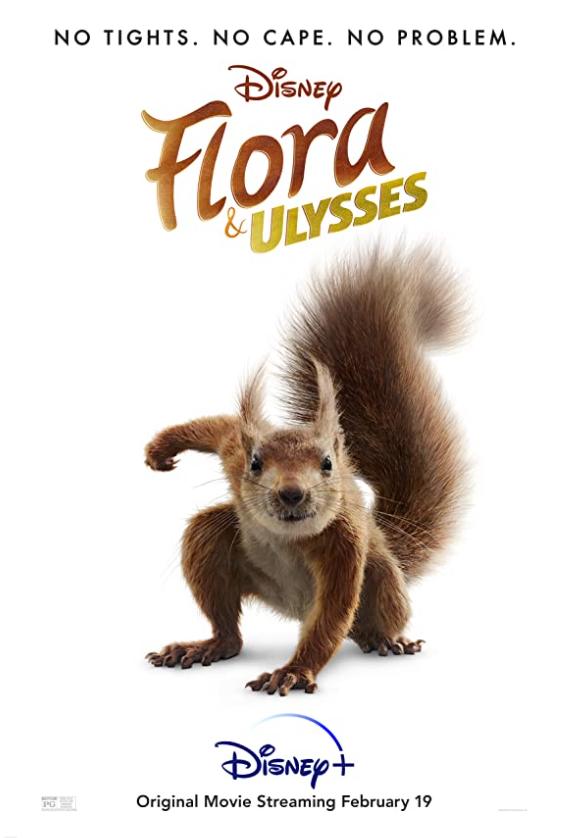 Flora Và Ulysses – Flora & Ulysses