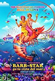 Cuộc Phiêu Lưu Của Barb Và Star: Đường đến Vista Del Mar - Barb and Star Go to Vista Del Mar