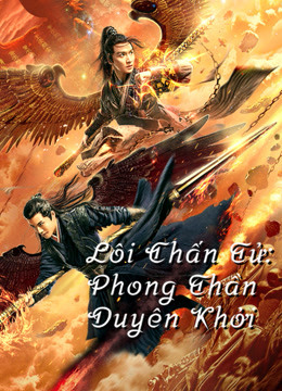Lôi Chấn Tử: Phong Thần Duyên Khởi - Thunder Twins