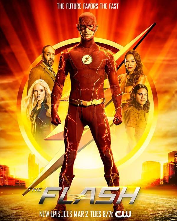 Người Hùng Tia Chớp (Phần 7) - The Flash (Season 7)