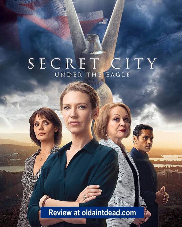 Thành Phố Bí Mật (Phần 1) - Secret City (Season 1)