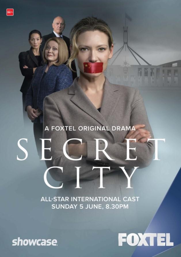 Thành Phố Bí Mật (Phần 2) - Secret City (Season 2)