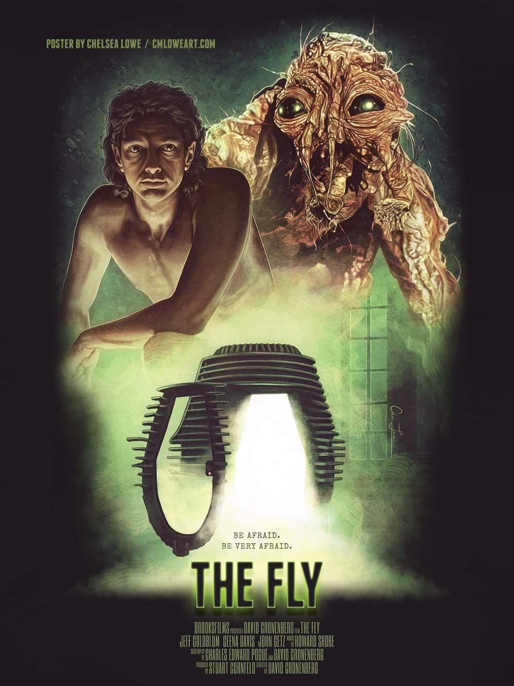 Người Ruồi - The Fly