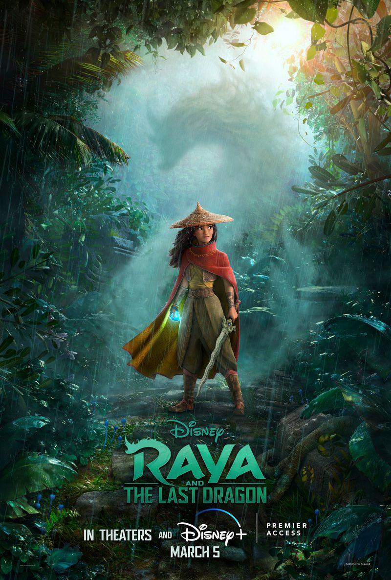 Raya Và Rồng Thần Cuối Cùng - Raya and the Last Dragon