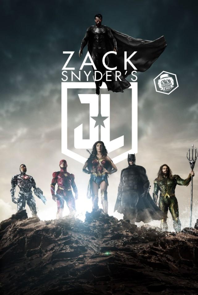 Zack Snyder's Liên Minh Công Lý - Zack Snyder's Justice League