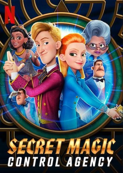 Sở Kiểm Soát Ma Thuật Bí Ẩn - Secret Magic Control Agency