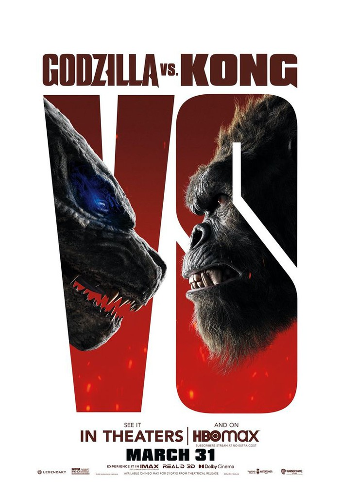 Godzilla Đại Chiến Kong – Godzilla vs. Kong