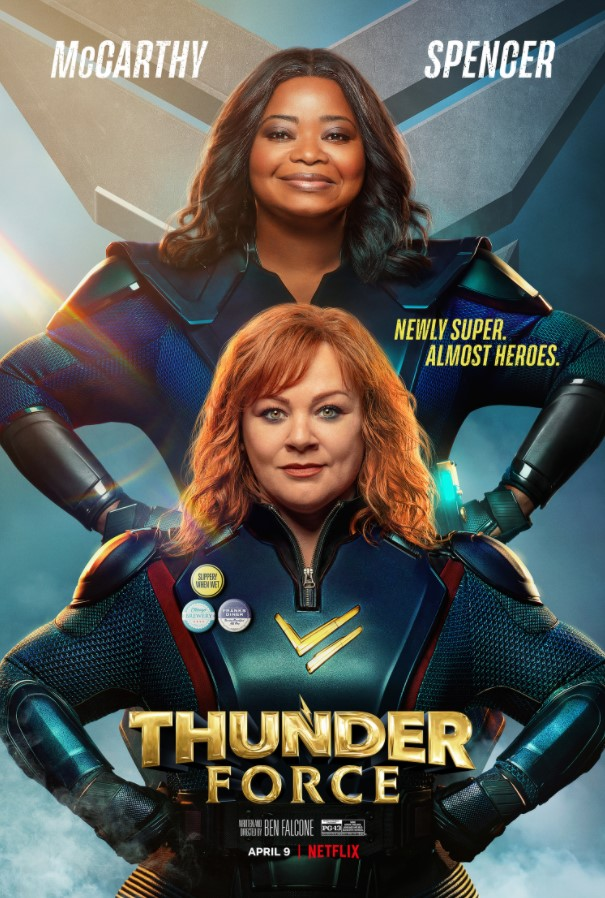 Bộ Đôi Sấm Sét - Thunder Force