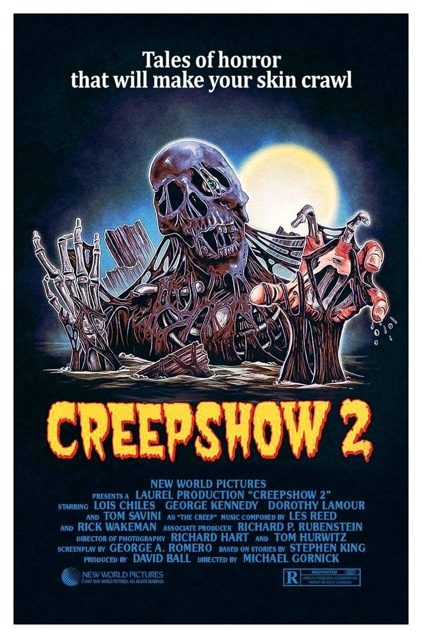 Show Kinh Dị (Phần 2) - Creepshow (Season 2)