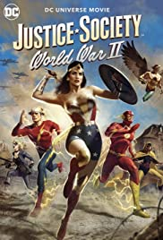 Justice Society: Chiến Tranh Thế Giới Thứ 2 - Justice Society: World War II
