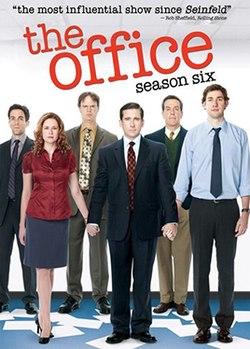 Chuyện Văn Phòng (Phần 6) - The Office (Season 6)