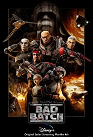 Star Wars: The Bad Batch (Phần 1) - Star Wars: The Bad Batch (Season 1)