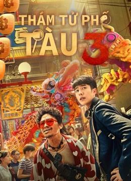 Thám Tử Phố Tàu 3 - Detective Chinatown 3