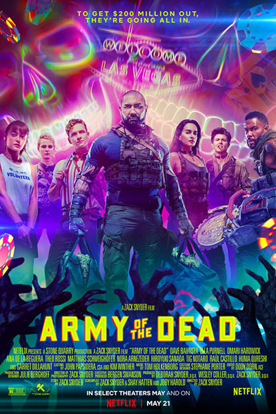 Đội Quân Người Chết - Army of the Dead