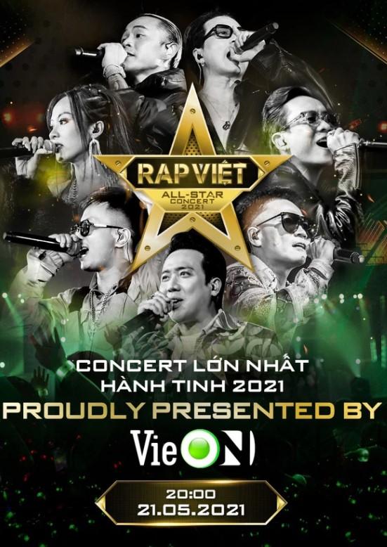Rap Việt - Rap Việt All-Stars Concert