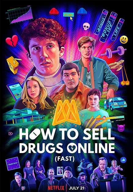Cách Buôn Thuốc Trên Mạng (Nhanh Chóng) (Phần 2) - How to Sell Drugs Online (Fast) (Season 2)
