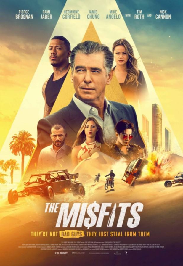 Phi Vụ Trộm Vàng - The Misfits