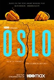 Hiệp Định Oslo - Oslo