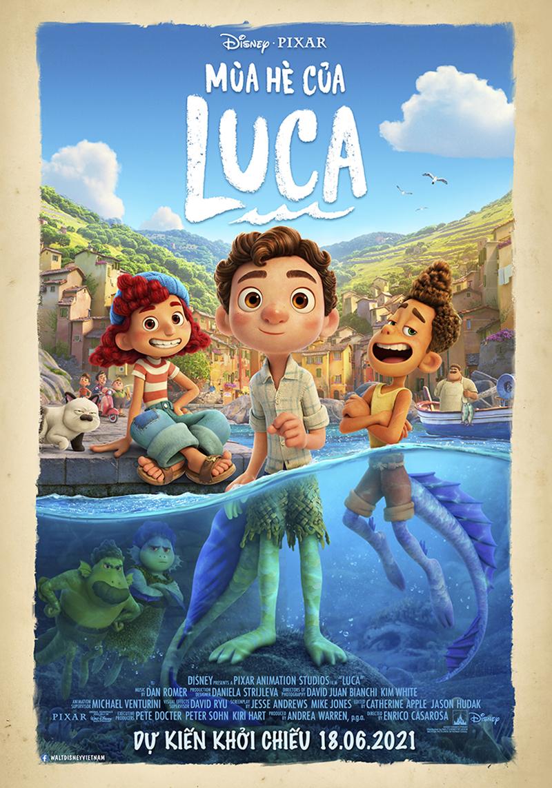 Mùa hè của Luca - Luca