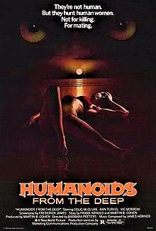Thủy Quái Cuồng Dâm - Humanoids From The Deep