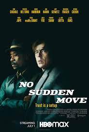 Ngừng Di Chuyển - No Sudden Move