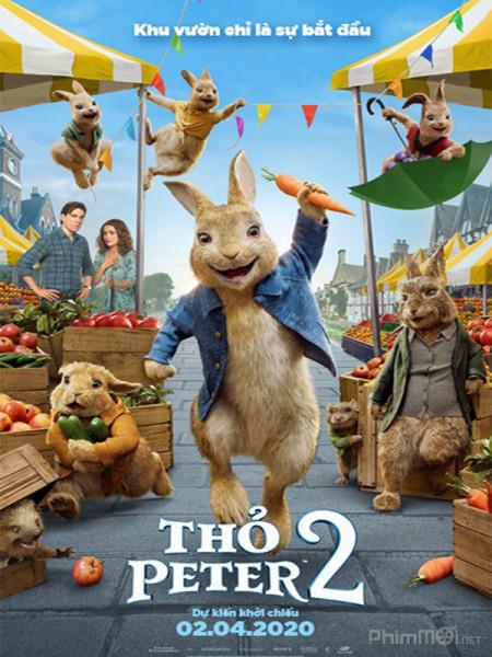 Thỏ Peter 2 - Peter Rabbit 2: The Runaway