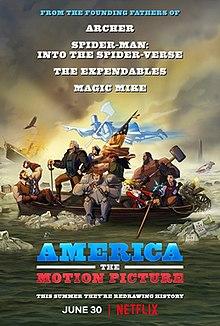 Nước Mỹ: Phim Điện Ảnh - America: The Motion Picture