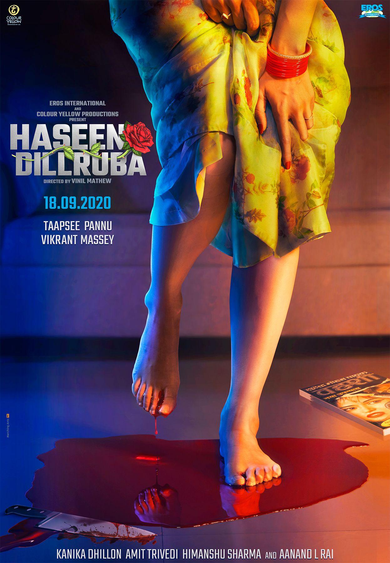 Người Tình Mê Đắm - Haseen Dillruba