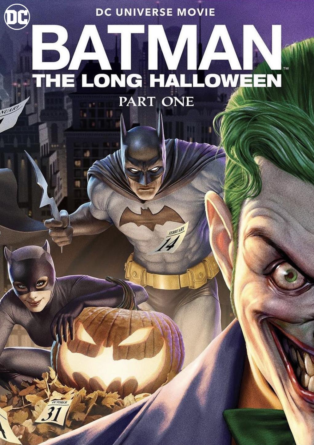 Batman: Halloween Dài, Part 1 - Batman: The Long Halloween, Part One