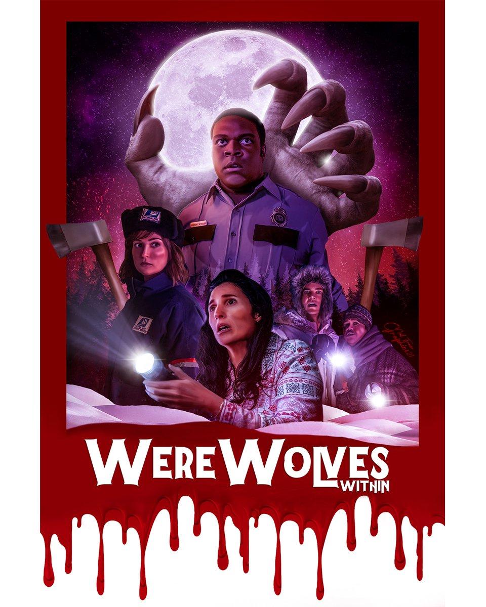 Người Sói Bên Trong - Werewolves Within