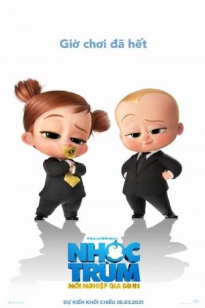 Nhóc Trùm: Nối Nghiệp Gia Đình - The Boss Baby: Family Business