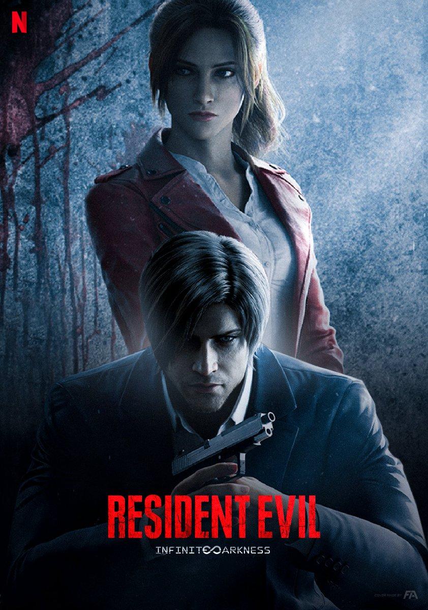 Vùng Đất Quỷ Dữ: Bóng Tối Vô Tận (Phần 1) - Resident Evil: Infinite Darkness (Season 1)