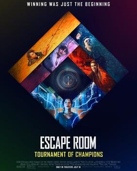 Căn Phòng Tử Thần: Cái Chết Trở Lại - Escape Room: Tournament of Champions