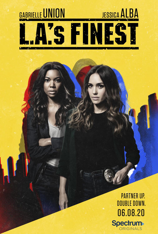 Biệt đội tinh nhuệ L.A. (Phần 2) - L.A.'s Finest (Season 2)
