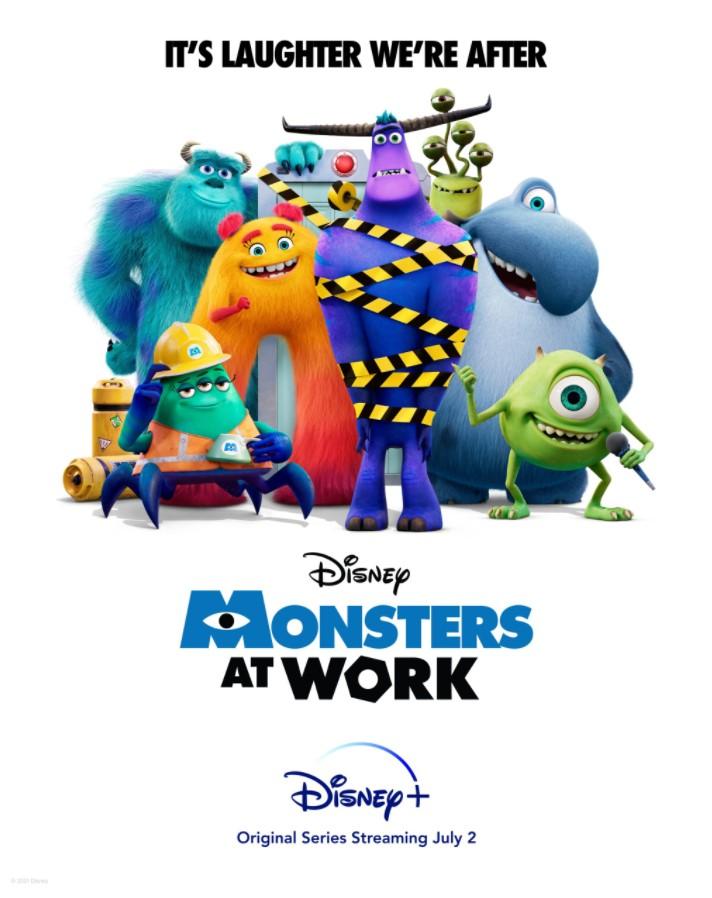 Công Ty Quái Vật (Phần 1) - Monsters at Work (Season 1)