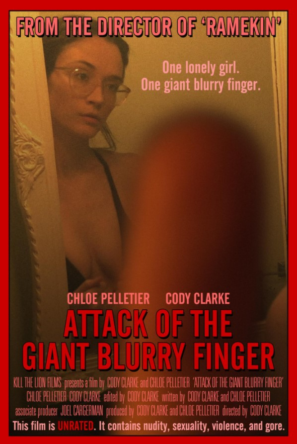 Cuộc Tấn Công Của Ngón Tay Khổng Lồ Mờ Ảo - Attack of the Giant Blurry Finger