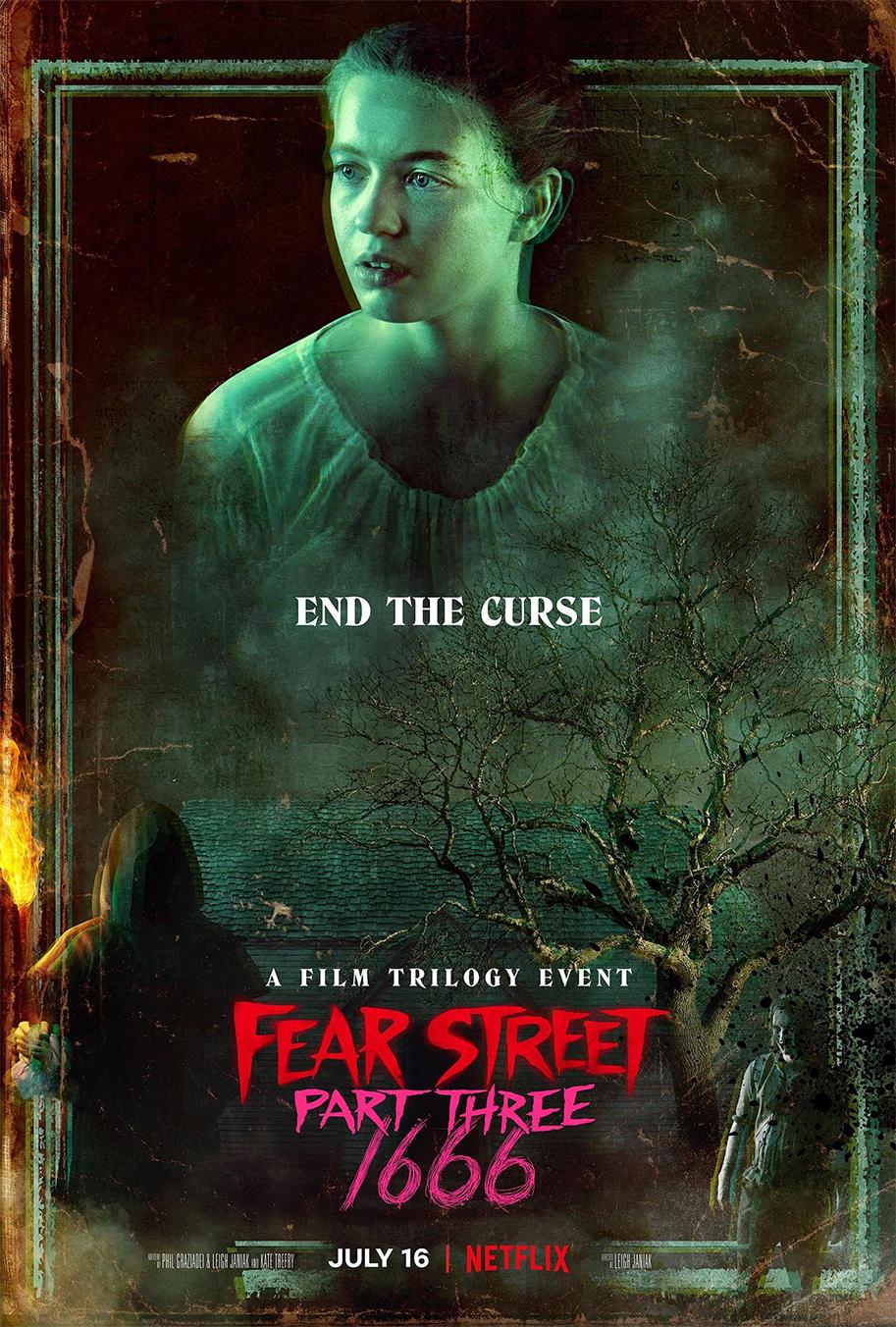 Phố Fear Phần 3: 1666 - Fear Street: 1666