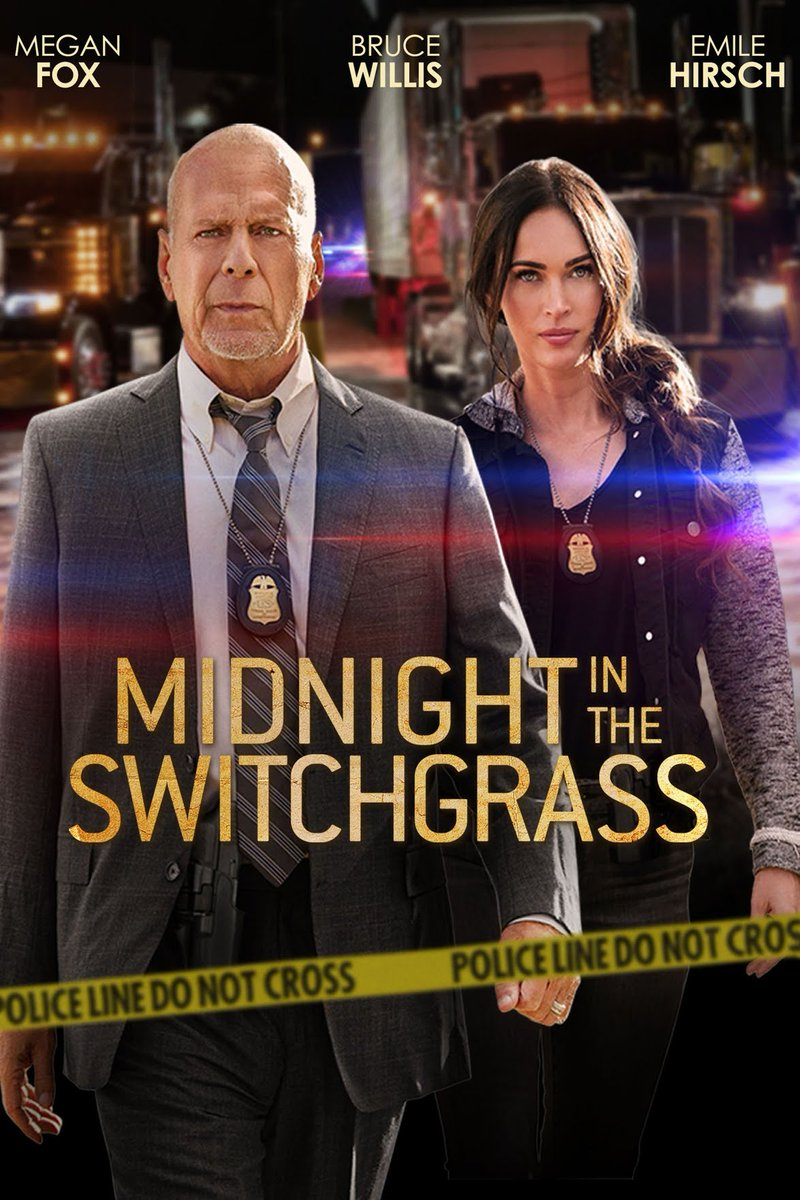 Màn Đêm Ở Switchgrass - Midnight in the Switchgrass
