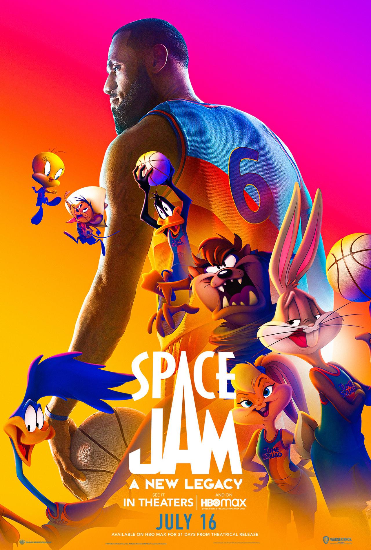Space Jam: Kỷ Nguyên Mới - Space Jam: A New Legacy